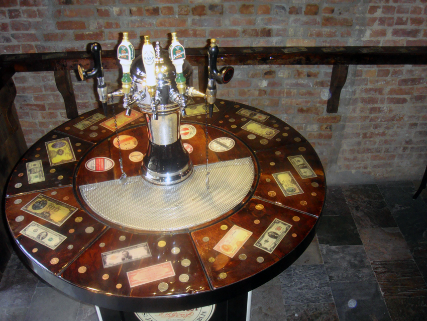 The Draft Table Beer Tap Tower Ellickson Usa