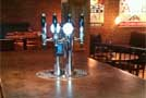 Bricktown Brewery beer table