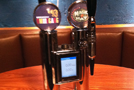 Beer Dispensing Bar Table from Ellickson with Touch Screen