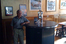Automated Bar Table and Tabletop Beer Tower